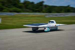 iESC team presentation – Solar Energy Racers (Switzerland): 'Good performance and great fun!""