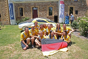 "iESC team presentation – Solarworld GT (Germany): ""Happy to keep our promise to come back!"""