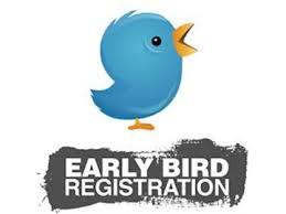 Early bird iESC