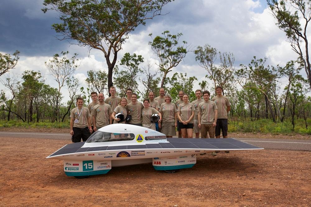 Solar Energy Racers