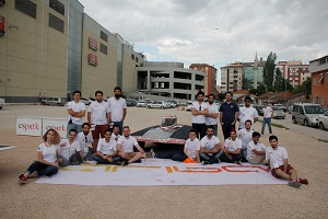 "iESC team presentation – ITU Solar Car  (Turkey): ""Happy to show ourselves at the iESC!"""