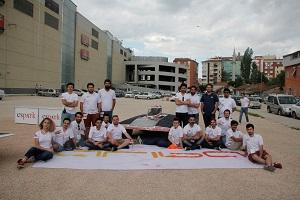 "iESC team presentation – ITU Solar Car  (Turkey): ""Happy to show ourselves at the iESC!"""
