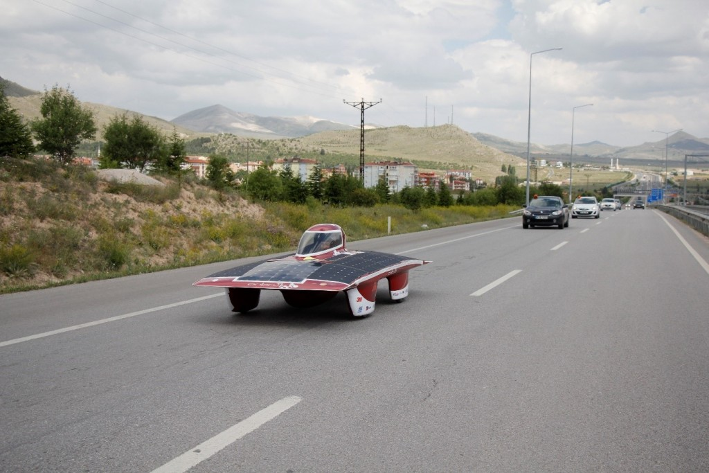 Itu Solar Car 2